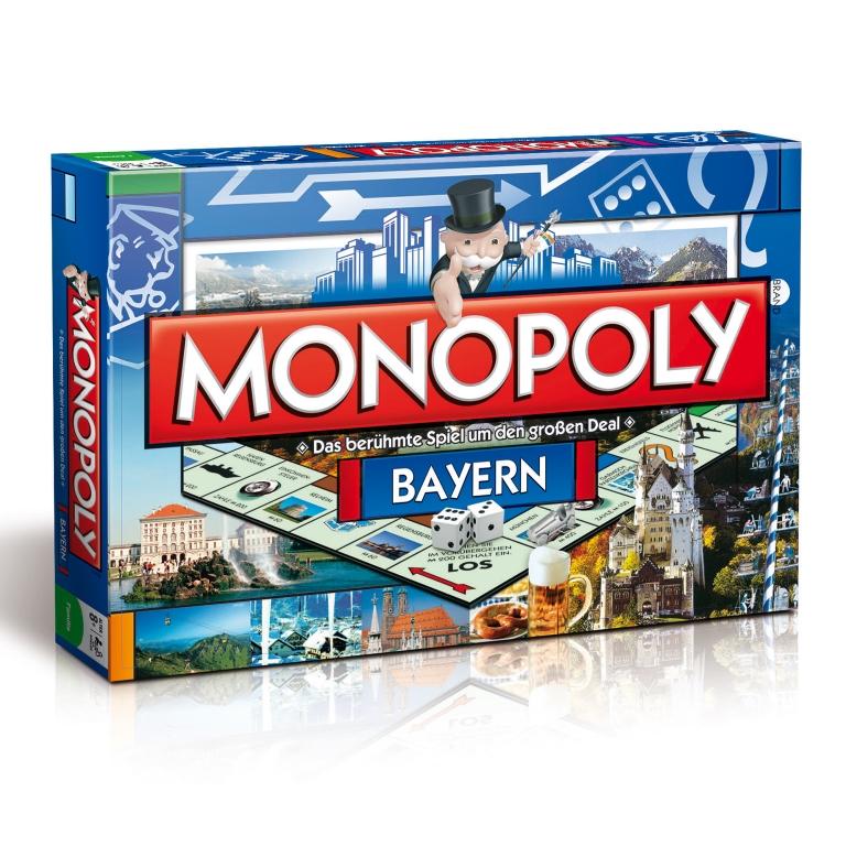 Monopoly Bayern